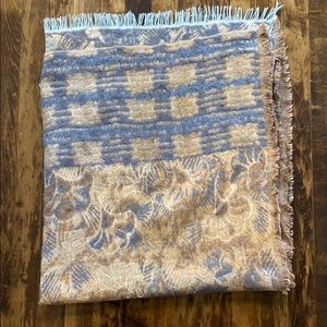 Anthropologie Blanket Scarf